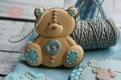 Teddy Cookie