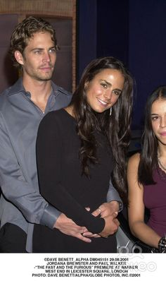 The Fast & The Furious Premiere 29th Aug 2001 in London