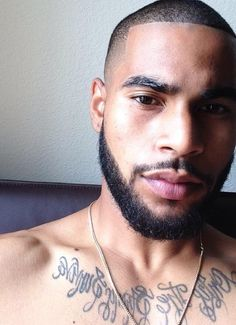 top sexy black men