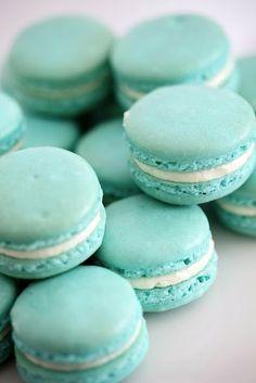 Smurf macrons