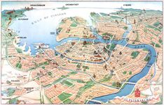 St Petersburg Tourist map - St Petersburg Russia • mappery