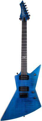 Chapman Guitars Ghost Fret Sat Blue