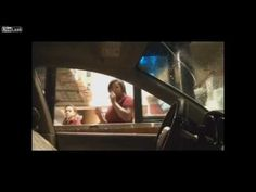 Drive Thru - Invisible Driver Prank 2013 *The blonde girl with the side ponytail is H-I-L-A-R-I-O-U-S.