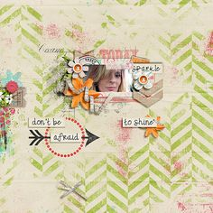 More inspiration from featured Designer Litabells with Shine. Part of the September 2013 Digi Files.