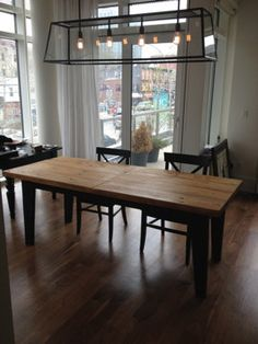 Reclaimed Wood Expandable Farm Table | West Elm | 4405 4th | Pinterest |  Dining Room Inspiration, Room Inspiration And Apartments