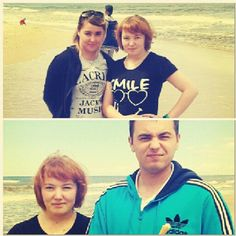 With my lovely brother and his beauty fiancee <3