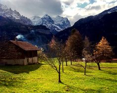 Hasliberg Reuti, Canton of Berne, Switzerland.