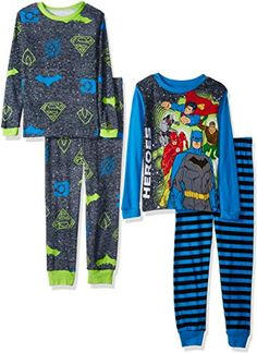 Shop the latest collection of Justice League Boys' Superheroes Cotton Pajama Set from the most popular stores - all in one place. Fleece Pajamas, Cotton Pyjamas, Tech Fleece Hoodie, Infant Boys, Pajama Top, Windbreaker Jacket, Seersucker, Justice League