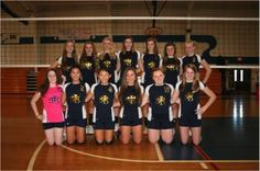 Lady Saints volleyball! #weloveourcustomers #GTM