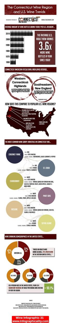 Wine Infographic 31 - http://infographicality.com/wine-infographic-31/
