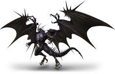 Bahamut from Dissidia Final Fantasy NT