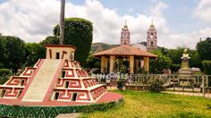 Rincones de México: Santo Tomás de los Plátanos, Estado de México.