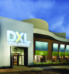 Destination XL Eyes E-commerce Growth Slows Store Openings
