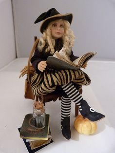 Teenage witch  RESERVED FOR SIGRID by JoMed on Etsy