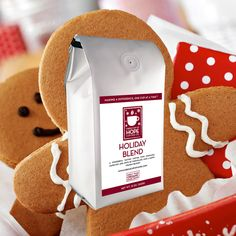 Organic Holiday Blend #Flavored-Coffee #Flavored-Roasts #Holiday-Blend