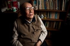 Mr. Zhou created the Pinyin system of Romanized Chinese, which vastly increased literacy in China and eased the agonies of foreigners studying the language.