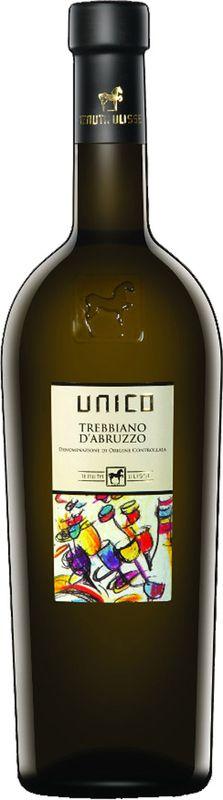 Unico Trebbiano d'Abruzzo DOP - salute.pl