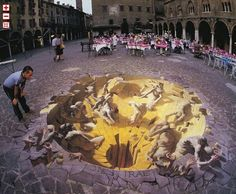 Hole By: Kurt Wenner