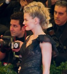 Why Jennifer Morrison Has The Best Red Carpet Hair Game In Hollywood : Lucky Magazine