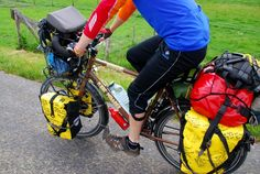 How will you fit everything in your panniers?