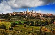 #S. Gimignano #Torri