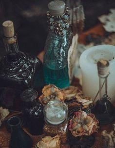 Yes I am a witch, yes I practice witchcraft, and no I am not wiccan. I am an eclectic Pagan and wish you bright blessings friends. Pantheon Lol, Maleficarum, Drying Roses, Yennefer Of Vengerberg, Under Your Spell, Slytherin Aesthetic, Sea Witch, Witch Aesthetic, Book Of Shadows
