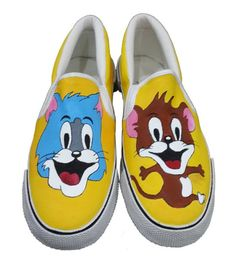Shop online for The Tom n Jerry Slip-on Shoes at best price in India at Kraftly.com. New Condition, Authentic Product, Secured Payment…