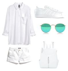 """WhiteOut "" by rsshah on Polyvore"