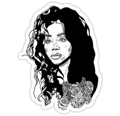 """SZA"" Stickers by theworst"