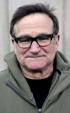 Robin Williams. Local legend, beautiful soul. Brought infinite joy to the world and to my life.