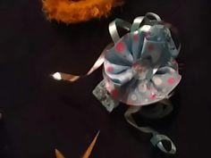 Flower baby hair clip