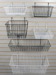 Learn how to do just about everything at eHow. Shed Organization, Organizing, Slat Wall, Market Stalls, Store Fixtures, Wire Baskets, Display, Studio Design, Work Inspiration