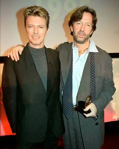 bowie and clapton - Bing images