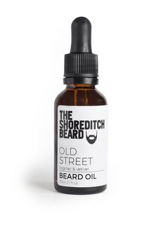 New! Old Street Beard Oil - The Shoreditch Beard - 2