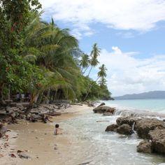 Ambon's secret beaches, Maluku island white sand