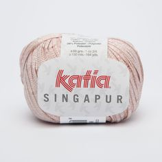 SINGAPUR yarn of Spring / Summer from Katia Aqua Rose, Pastel Shades, Pull, Color Inspiration, Jackets For Women, Spring Summer, Coin Purses, Singapore, Cardigan Sweaters For Women