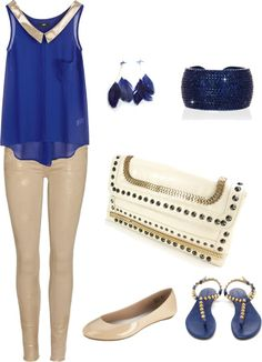 """Casual"" by missb19 ❤ liked on Polyvore"