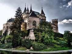 slovakia, castle, and history image History Images, Fairytale Castle, Medieval Castle, Wassily Kandinsky, Czech Republic, Barcelona Cathedral, Panama, The Good Place, Mansions