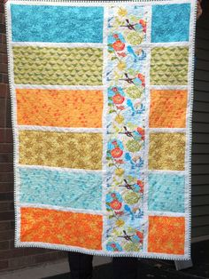 Easy 3 Fabric Quilt Patterns | This pattern is not as easy to quilt as it looks!