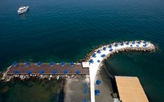 Hotel in Sorrento with private beach - La Residenza