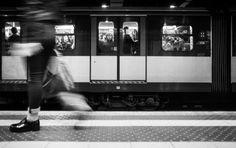 Ejercicios para vencer el miedo a la fotografía callejera