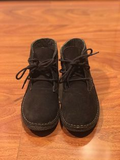 07f6067d65c Brand New Nautica Boy s Boot Dark Brown ColorYouth Size 2Excellent  Condition  fashion  clothing