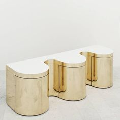 Paul Evans, Cylindrical Console, USA, circa 1980 2
