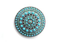 round turquoise belt buckles - Google Search