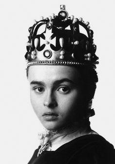 "Helena Bonham Carter as Lady Jane Grey - ""Lady Jane"", 1986. °"