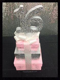 e943a3244 57 Best Sweet sixteen centerpieces images | Wedding ideas, Wedding ...