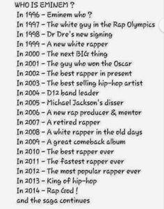Eminem is legend