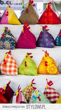 chicken | sewing | Pinterest na Stylowi.pl