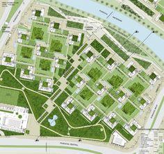 Punggol Waterfront Master Plan & Housing Design Program,