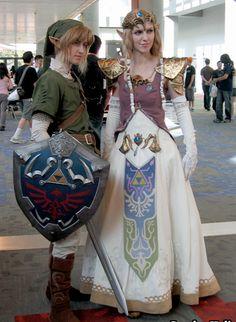 The Legend of Zelda Cosplay